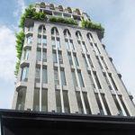 Cao ốc cho thuê văn phòng SBRC Building, Thạch Thị Thanh, Quận 1 - vlook.vn