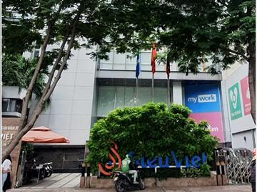 Cao ốc cho thuê văn phòng Siêu Việt Building, Trần Cao Vân, Quận 1 - vlook.vn