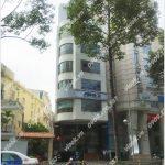 Nhìn toàn cảnh cao ốc văn phòng cho thuê Smart View Building Trần Hưng Đạo Quận 1 - vlook.vn
