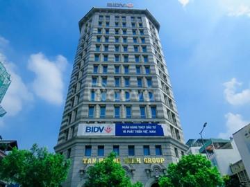 Cao ốc văn phòng cho thuê tòa nhà Tân Hoàng Minh Tower, Nam Kỳ Khởi Nghĩa, Quận 3, TPHCM - vlook.vn