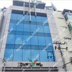 Cao ốc văn phòng cho thuê tòa nhà Thuận Việt Building, Út Tịch, Quận Tân Bình, TPHCM - vlook.vn