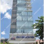 Cao ốc cho thuê văn phòng tòa nhà Tradincorp Building, Lê Quốc Hưng, Quận 4, TPHCM - vlook.vn
