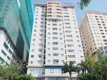 Cao ốc cho thuê văn phòng tòa nhà Vạn Đô Building, Bến Vân Đồn, Quận 4, TPHCM - vlook.vn
