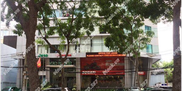 Cao ốc cho thuê văn phòng VFC Tower, Tôn Đức Thắng, Quận 1, TPHCM - vlook.vn