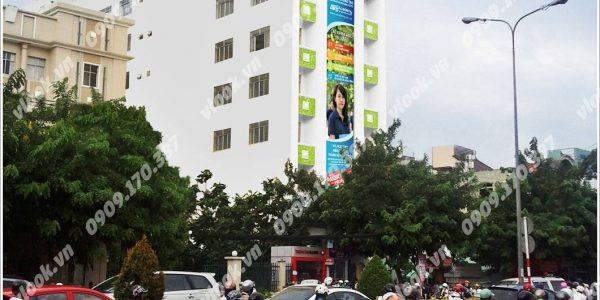 Cao ốc cho thuê văn phòng VTC Building, Cộng Hòa, Quận Tân Bình, TPHCM - vlook.vn