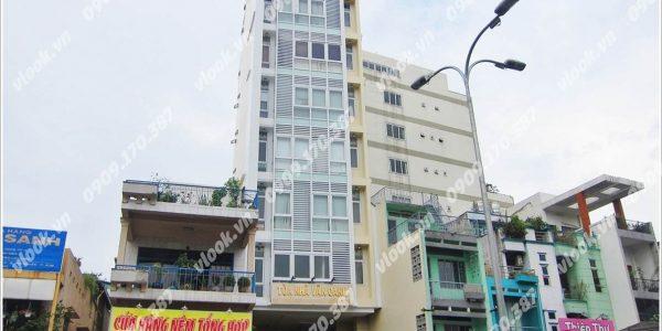 Cao ốc cho thuê văn phòng Văn Oanh Building Phan Đăng Lưu Phường 5 Quận Phú Nhuận TP.HCM - vlook.vn
