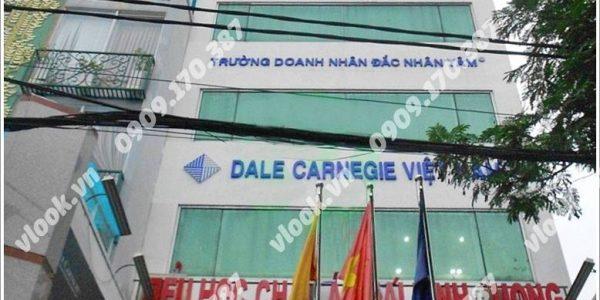 Cao ốc cho thuê văn phòng APC Building Đinh Tiên Hoàng Quận 1 - vlook.vn