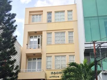 Cao ốc văn phòng cho thuê Bạch Mã Office Center Quận 10 - TP.HCM - vlook.vn