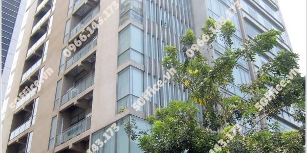 Văn phòng cho thuê Beautiful Saigon Building - 02 Nguyễn Khắc Viện, Quận 7 - vlook.vn