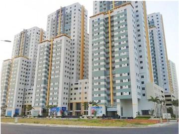 Cao ốc cho thuê văn phòng Belleza Building, Phạm Hữu Lầu, Quận 7, TPHCM - vlook.vn