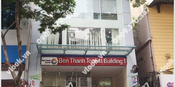 Văn phòng cho thuê Bến Thành Tourist Building 1, 32-34 Ngô Đức Kế, Quận 1, TP.HCM - vlook.vn