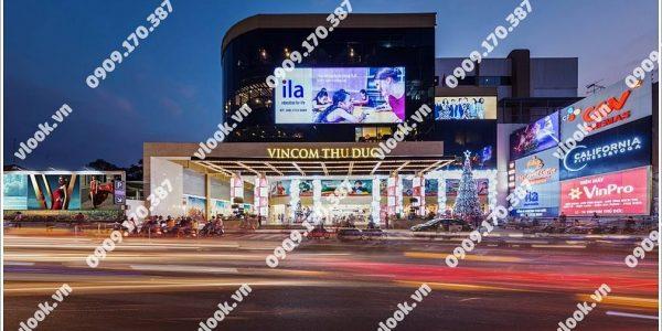 Văn phòng cho thuê Vincom Thủ Đức Building đường Võ Văn Ngân, TP.HCM - vlook.vn