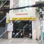 Cao ốc văn phòng cho thuê Comobi Office Nguyễn Văn Thủ Quận 1 - vlook.vn