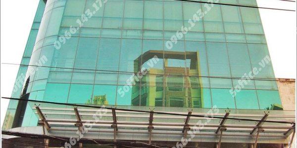 Cao ốc cho thuê văn phòng Đại Thanh Bình Building, Nguyễn Trãi, Quận 5, TPHCM - vlook.vn
