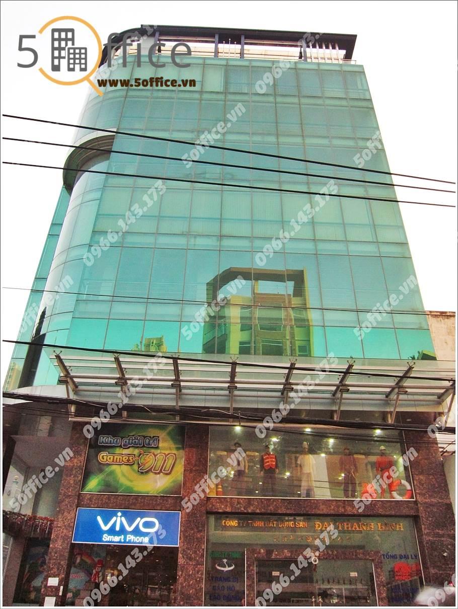 ĐẠi Thanh B 204 Nh Building Cho Thu 234 Văn Ph 242 Ng Quận 5