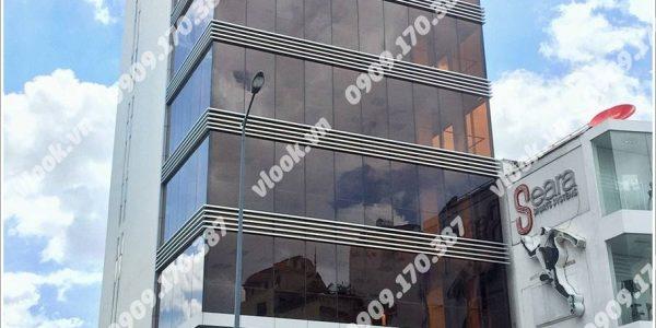 Cao ốc cho thuê văn phòng DG Building Nam Kỳ Khởi Nghĩa Quận 3 - vlook.vn