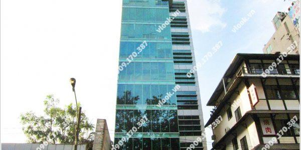 Cao ốc cho thuê văn phòng Đỗ Trần Building Nguyễn Thị Minh Khai Phường Đa Kao Quận 1 TP.HCM - vlook.vn