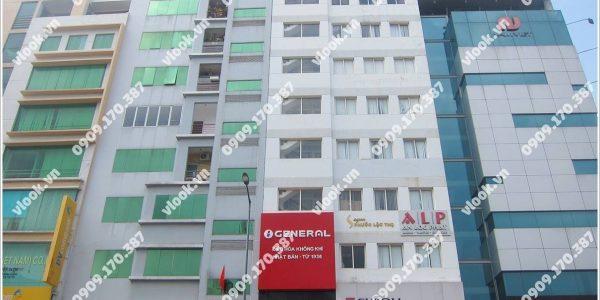 Cao ốc cho thuê văn phòng GMA Building Nguyễn Văn Trỗi Quận Tân Bình TP/HCM - vlook.vn