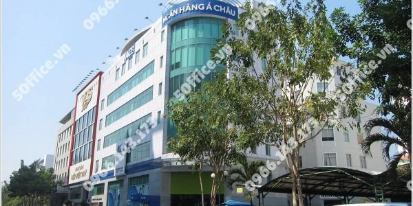 Văn phòng cho thuê Gosto Building, Nguyễn Khắc Viện, Quận 7 - vlook.vn