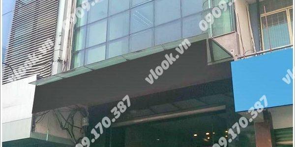 Cao ốc cho thuê văn phòng Hàm Nghi Building Quận 1 TPHCM - vlook.vn