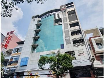 Cao ốc cho thuê văn phòng HHM Building, Xuân Hồng, Quận Tân Bình - vlook.vn