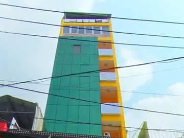 Cao ốc văn phòng cho thuê tòa nhà Hoa Ban Building, Đường Số 11 Chiêu, Quận Gò Vấp, TPHCM - vlook.vn