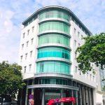 Cao ốc cho thuê văn phòng Hòang Hoàng Triều Building, Phổ Quang, Quận Tân Bình - vlook.vn