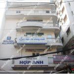 Cao ốc cho thuê văn phòng Hợp Anh Building Trương Quốc Dung Phường 8 Quận Phú Nhuận TP.HCM - vlook.vn