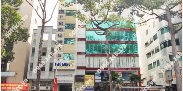 Văn phòng cho thuê HT Building Trần Hưng Đạo, Quận 1, TP.HCM - vlook.vn