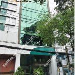 Cao ốc cho thuê văn phòng Hyat Building, Nguyễn Đình Chiểu, Quận 1, TPHCM - vlook.vn