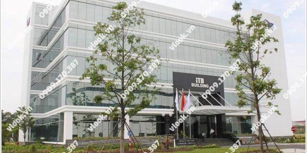 Cao ốc cho thuê văn phòng ITD Building Sáng Tạo Quận 7 TPHCM - vlook.vn