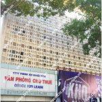 Cao ốc cho thuê văn phòng Khải Vận Building Nam Kỳ Khởi Nghĩa Quận 1 TP.HCM