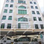 Cao ốc cho thuê văn phòng Kinh Luân Building Huỳnh Văn Bánh Quận Phú Nhuận - vlook.vn