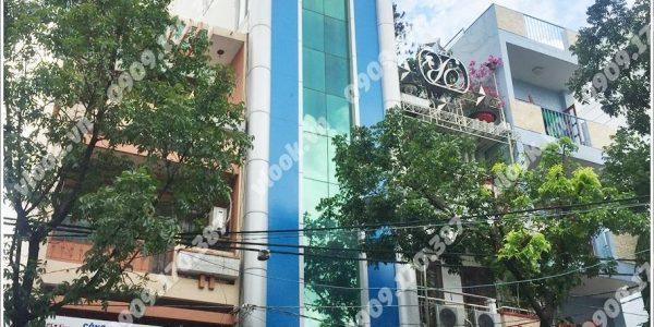 Cao ốc cho thuê văn phòng Ký Con Building, Quận 1, TPHCM - vlook.vn