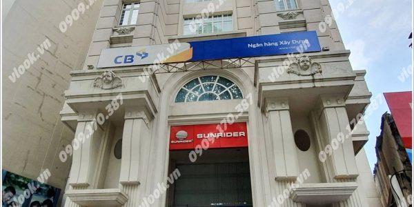Cao ốc cho thuê văn phòng Lâm Giang Tower, Trần Hưng Đạp, Quận 1, TPHCM - vlook.vn