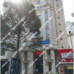 Cao ốc cho thuê văn phòng Lâm Giang Tower Trần Hưng Đạo Quận 1 TP.HCM - vlook.vn