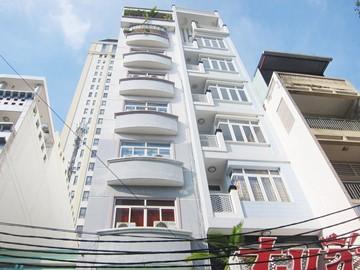 Cao ốc cho thuê văn phòng Lê Quốc Hưng Building, Quận 4, TPHCM - vlook.vn