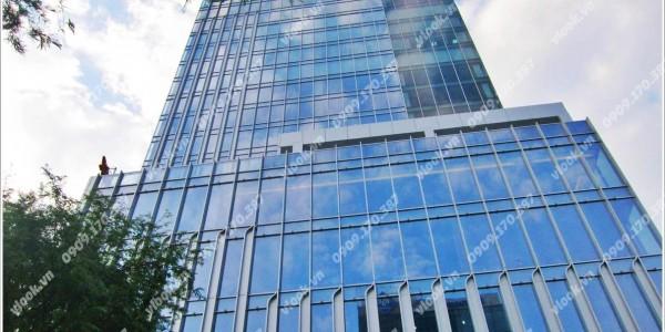 Văn phòng cho thuê Lim Tower 2 đường Võ Văn Tần quận 3 - vlook.vn