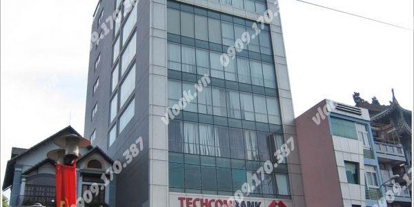 Cao ốc văn phòng cho thuê Nam Giao Building Phan Xích Long Phường 2 Quận Phú Nhuận TP.HCM - vlook.vn