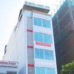 Cao ốc cho thuê văn phòng Nguyễn Thị Thập Building, Quận 7, TPHCM - vlook.vn