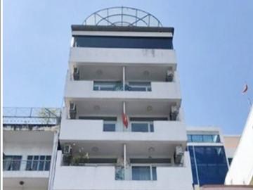 Cao ốc cho thuê văn phòng Rosanna Building, Ký Con, Quận 1 - vlook.vn