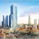 Cao ốc cho thuê văn phòng Saigon Centre Phase 2 Lê Lợi Quận 1 - vlook.vn
