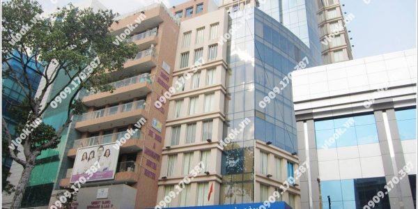 Cao ốc cho thuê văn phòng SCB Building Cống Quỳnh Quận 1, TP.HCM - vlook.vn
