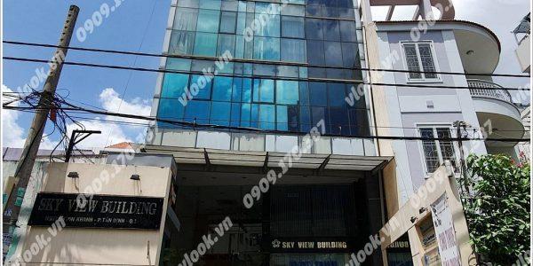 Cao ốc văn phòng cho thuê Sky View Building, Nguyễn Phi Khanh, ,Quận 1 - vlook.vn