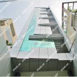 Cao ốc văn phòng cho thuê Techgel Building Điện Biên Phủ Quận 1 TP.HCM - vlook.vn