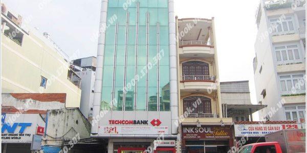 Cao ốc cho thuê văn phòng Thái Bình House Hoàng Văn Thụ Building Phường 8 Quận Phú Nhuận TP.HCM - vlook.vn