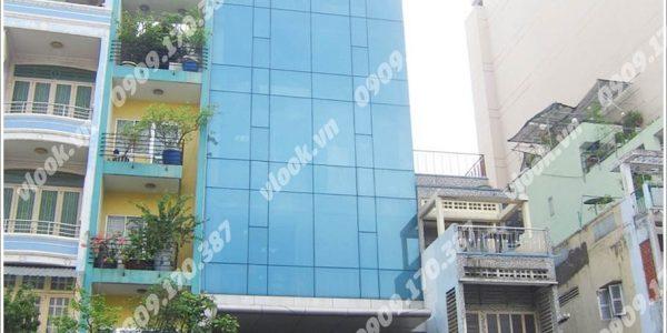 Cao ốc cho thuê văn phòng The Prime Building Hoàng Văn Thụ Phường 15 Quận Phú Nhuận TP.HCM - vlook.vn