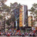 Cao ốc cho thuê văn phòng Tiến Lộc Building, An Dương Vương, Quận 5, TPHCM - vlook.vn