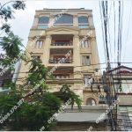 Cao ốc văn phòng cho thuê TND Building Trần Nhật Duật Quận 1, TP.HCM - vlook.vn