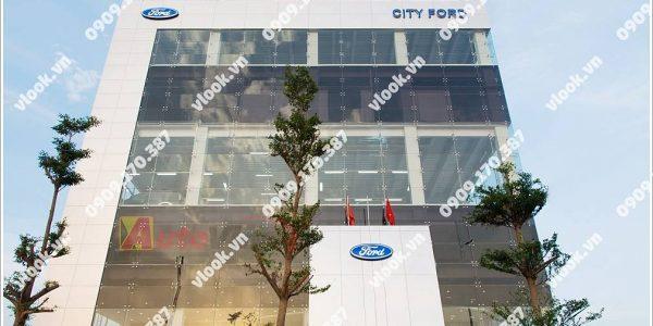 Văn phòng cho thuê tòa nhà New City Building (New City Group) Quận Thủ Đức - vlook.vn